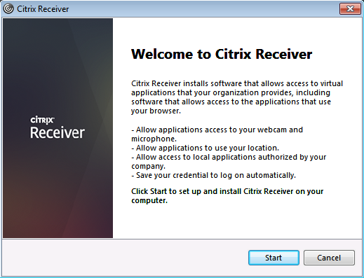 Precedence Technologies Wiki - Support-KB-Citrix / Receiver