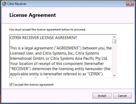 Precedence Technologies Wiki - Support-KB-Citrix / Receiver