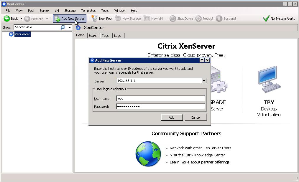 Precedence technologies wiki support kb citrix for Xenserver pool design